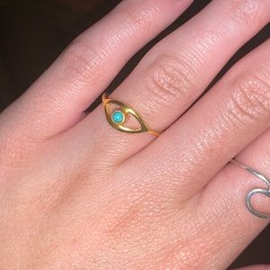 Pura Vida gold ring
